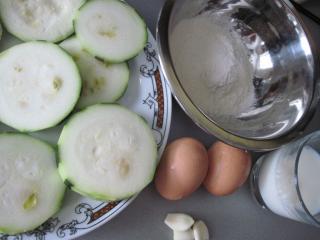Zubereitung des Panier-Teiges