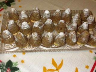 Bienenstock - Plätzchen