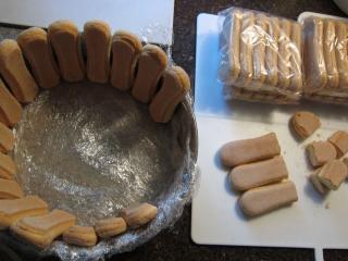 Zubereitung: Biskuits