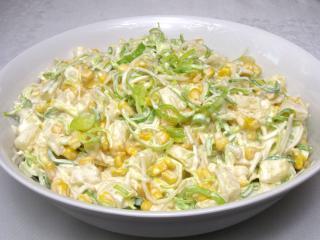 Fit Salat aus Sellerie