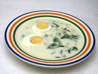 Salatsuppe