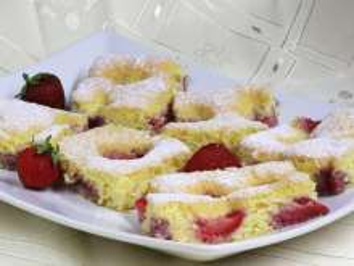 Erdbeerenauflauf