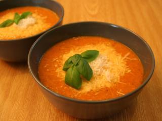 Tomatensuppe a´la Fantozzi