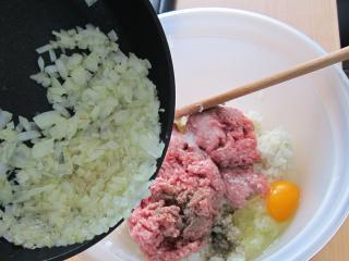 Zubereitung Paprika-Füllung