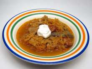 Sauerkrautsuppe