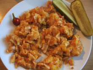 Granadir (Kartoffel-Nudeln Gratin)