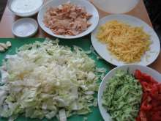 Zutaten Zubereitung