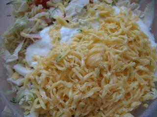 Zubereitung: Salat