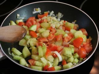 Zubereitung: Gemüse