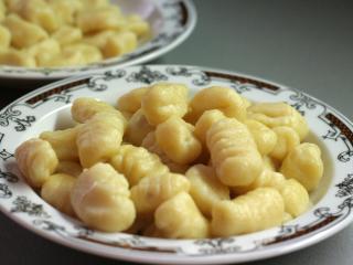 """Kartoffelgnocchi … oder auch ,,Noky"""" genannt"""