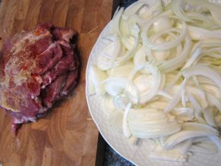 Zubereitung: Zwiebel