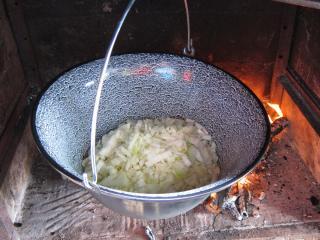11:00 Kochen - Anfang