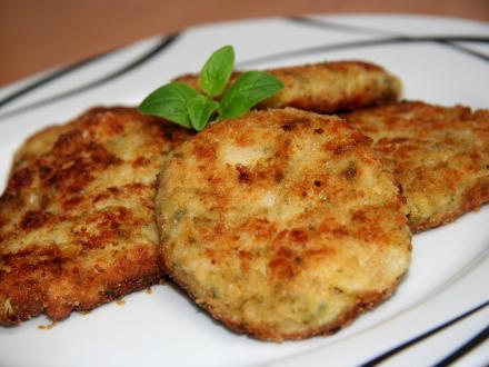 Karfiol - Brokkoli Karbonaden mit Käse