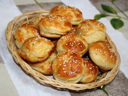 Kartoffel Pogatschen