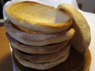 Brotschüssel für die Suppe
