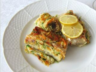 Fisch - Gemüse - Auflauf