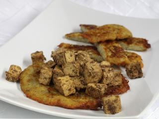Pikanter Tofu