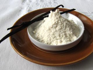 Hausgemachter Vanillin Zucker