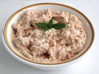 Salami-Aufstrich