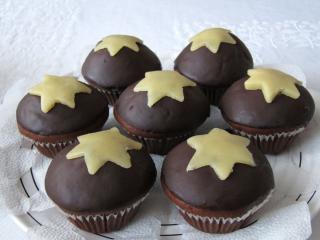 Weihnachts - Muffins
