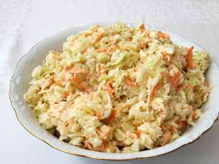 Krautsalat Coleslaw
