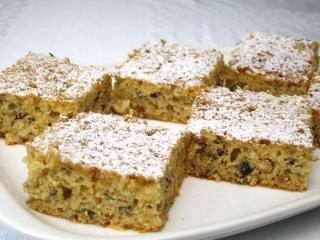 Nuss-Kuchen