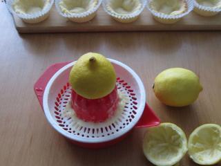 Zitronenfüllung