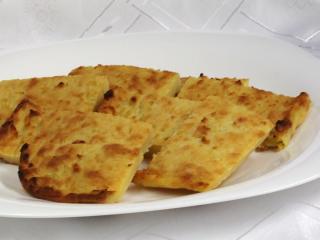 Irisches Kartoffelbrot