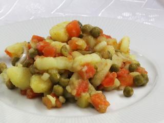 Kartoffelsalat De Luxe
