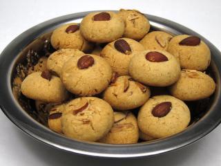 Kardamom- indischer Keks