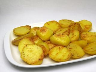 Kartoffel in Butter gebraten
