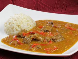 Rindfleisch-Curry