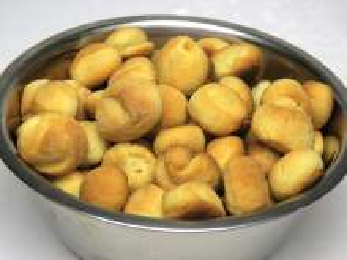 Das Gebratene-bobáľky