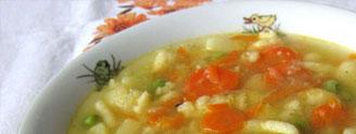 Gemüse Suppen