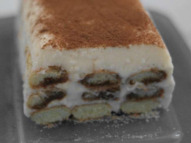 Loffelbiskuit Kuchen