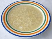 Eiersuppe mit Mehlschwitze