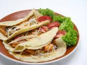 Gedünstetes Schweinefleisch nach mexikanischer Art