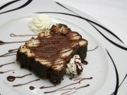 Feiner Schokoladenschnitt