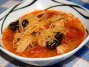 Pikante Sauerkrautsuppe