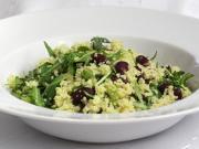 Bohnensalat mit Kuskus