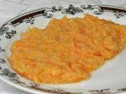 Kartoffel-Möhre Püree