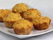 Schinken-Muffins