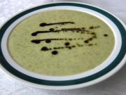 Brokkoli - Milchsuppe