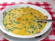 Kürbissuppe für Kinder
