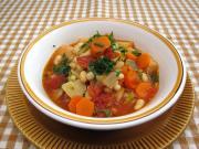 Bohnensuppe aus der Toscana