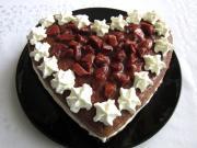 Leichte Quark-Torte