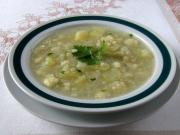 Kohlrabi - Suppe für Kinder