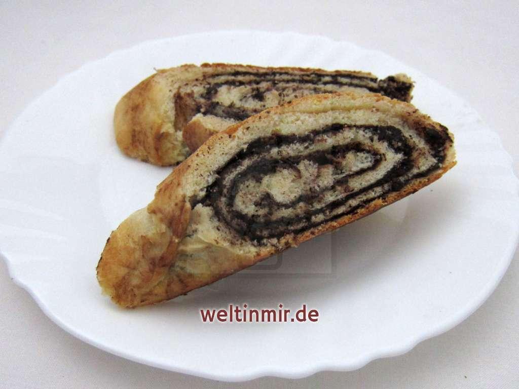 Kakaostrudel • Rezept   weltinmir.de