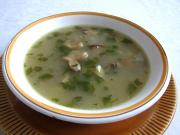 Pilzesuppe