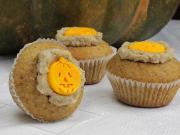 Halloween- Nusscupcakes